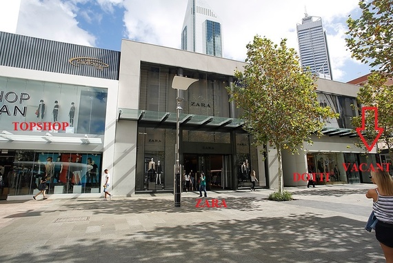 225 Murray Street Mall